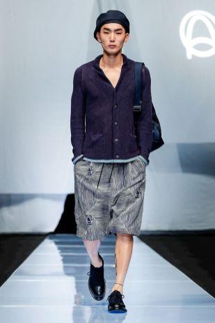 Giorgio Armani Menswear Spring Summer 2019 Milan20