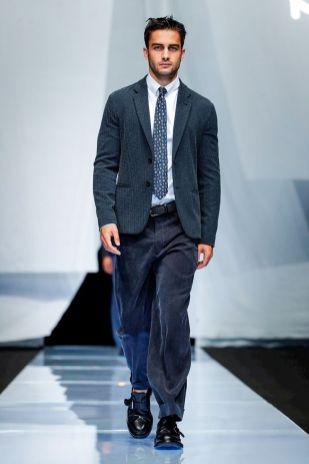 Giorgio Armani Menswear Spring Summer 2019 Milan21