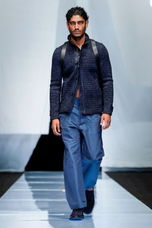 Giorgio Armani Menswear Spring Summer 2019 Milan23