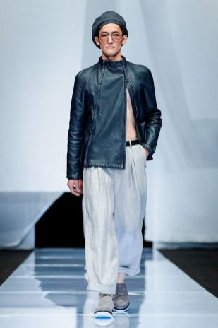 Giorgio Armani Menswear Spring Summer 2019 Milan24