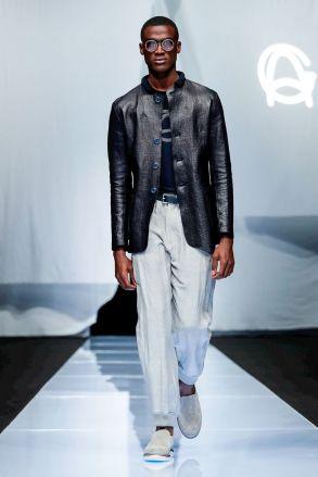 Giorgio Armani Menswear Spring Summer 2019 Milan25