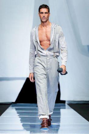 Giorgio Armani Menswear Spring Summer 2019 Milan26