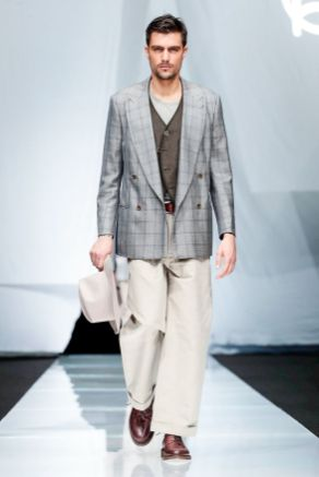 Giorgio Armani Menswear Spring Summer 2019 Milan3