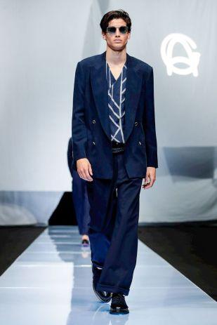 Giorgio Armani Menswear Spring Summer 2019 Milan30