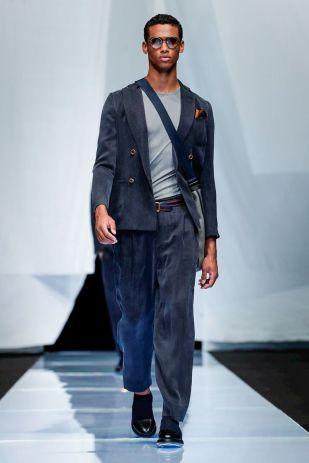 Giorgio Armani Menswear Spring Summer 2019 Milan34