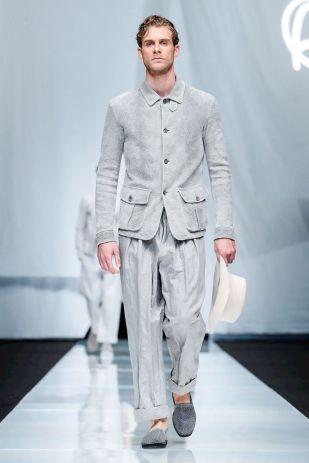 Giorgio Armani Menswear Spring Summer 2019 Milan38