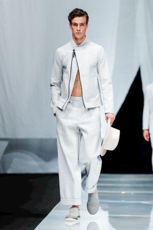 Giorgio Armani Menswear Spring Summer 2019 Milan40