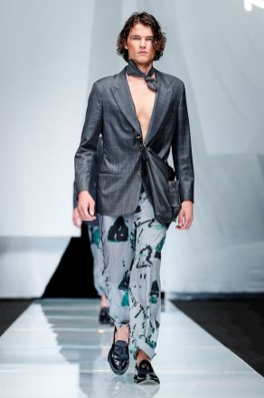 Giorgio Armani Menswear Spring Summer 2019 Milan46
