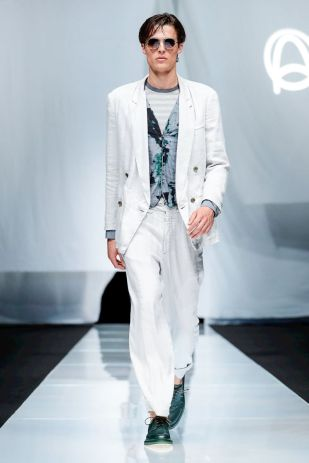 Giorgio Armani Menswear Spring Summer 2019 Milan47