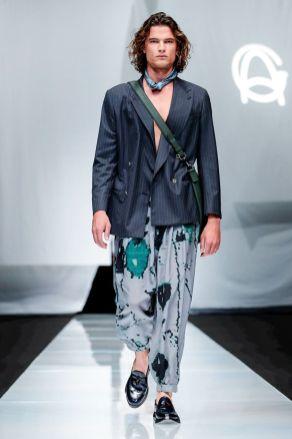 Giorgio Armani Menswear Spring Summer 2019 Milan49