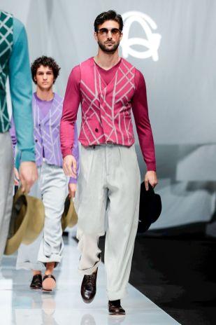 Giorgio Armani Menswear Spring Summer 2019 Milan52
