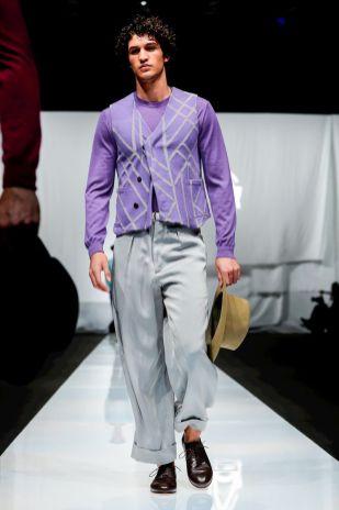 Giorgio Armani Menswear Spring Summer 2019 Milan54