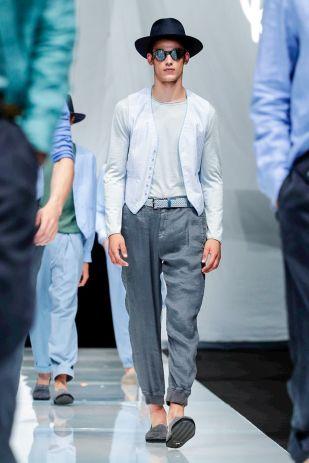 Giorgio Armani Menswear Spring Summer 2019 Milan59