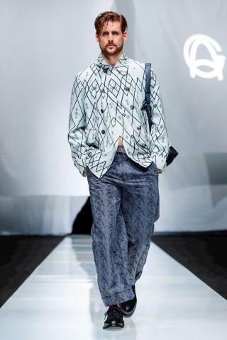 Giorgio Armani Menswear Spring Summer 2019 Milan68