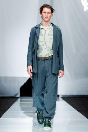Giorgio Armani Menswear Spring Summer 2019 Milan69
