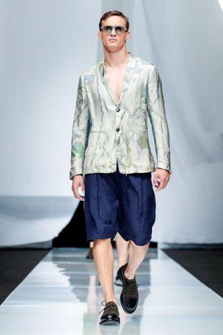 Giorgio Armani Menswear Spring Summer 2019 Milan71