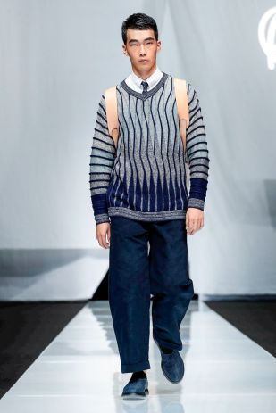 Giorgio Armani Menswear Spring Summer 2019 Milan9