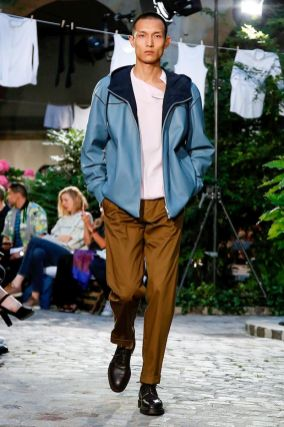 Hermes Menswear Spring Summer 2019 Paris1