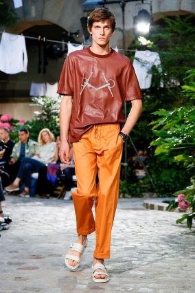 Hermes Menswear Spring Summer 2019 Paris10