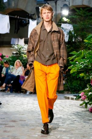 Hermes Menswear Spring Summer 2019 Paris21