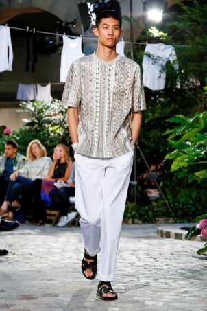 Hermes Menswear Spring Summer 2019 Paris22