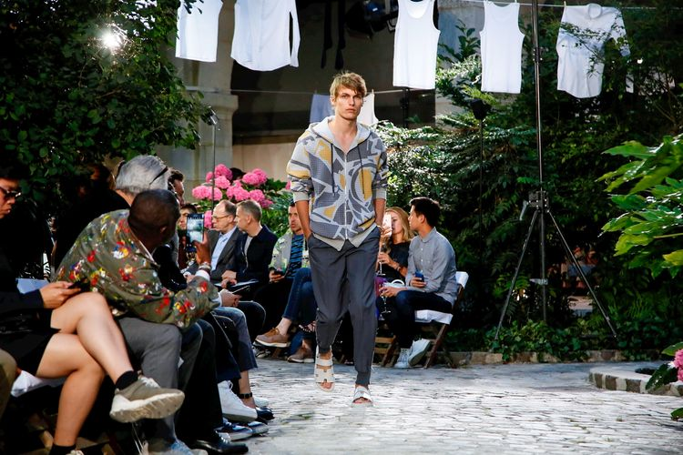 Hermès Spring Summer 2019 Paris