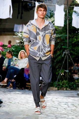 Hermes Menswear Spring Summer 2019 Paris28