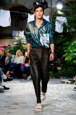 Hermes Menswear Spring Summer 2019 Paris38