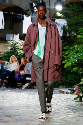 Hermes Menswear Spring Summer 2019 Paris4
