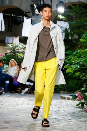 Hermes Menswear Spring Summer 2019 Paris46
