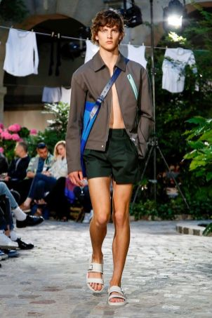 Hermes Menswear Spring Summer 2019 Paris49