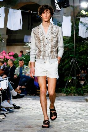 Hermes Menswear Spring Summer 2019 Paris7