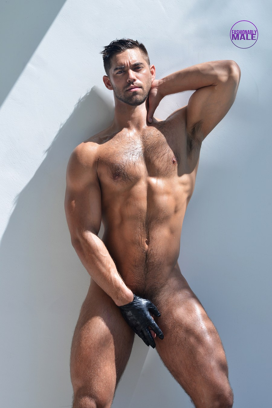 NSFW Ian David like You've Never Seen him Before Photos by Matthew Mitchell