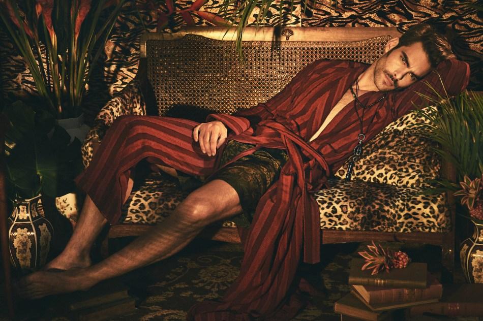 Top model & Actor Jon Kortajarena slays in new L'Officiel Ukraine by Olivier Yoan