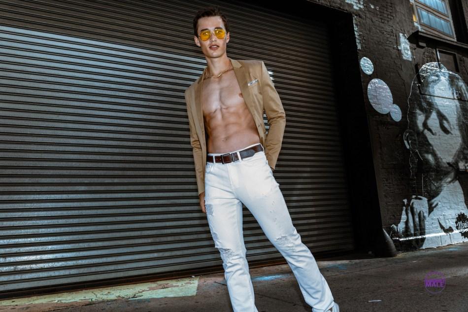 Photographer Lagaret Says Hello to a New Face: Joshua Rusniak