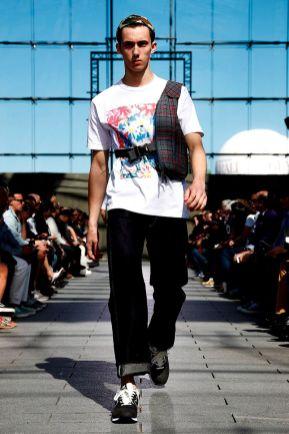 Junya Watanabe Man Menswear Spring Summer 2019 Paris18