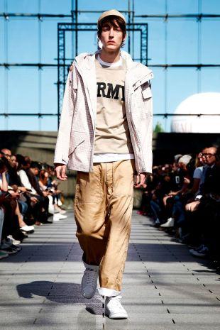 Junya Watanabe Man Menswear Spring Summer 2019 Paris33