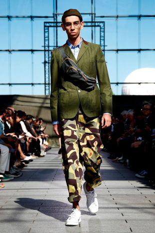 Junya Watanabe Man Menswear Spring Summer 2019 Paris36