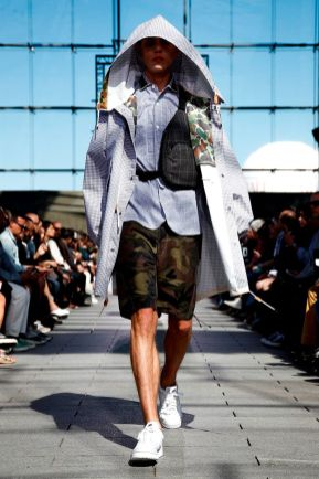 Junya Watanabe Man Menswear Spring Summer 2019 Paris6