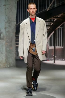 Lanvin Menswear Spring Summer 2019 Paris14