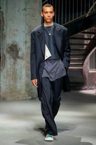 Lanvin Menswear Spring Summer 2019 Paris35