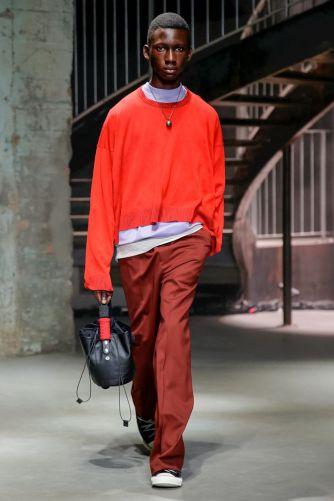 Lanvin Menswear Spring Summer 2019 Paris46