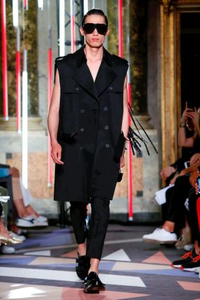 Les Hommes Menswear Spring Summer 2019 Milan11