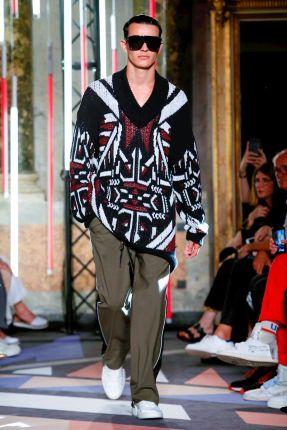 Les Hommes Menswear Spring Summer 2019 Milan24