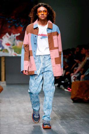 Liam Hodges Menswear Spring Summer 2019 London27