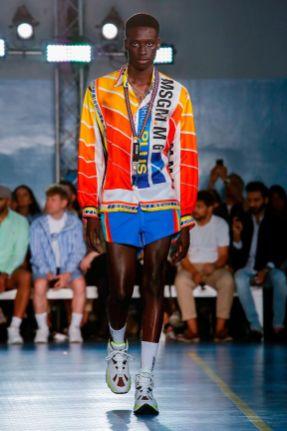 MSGM Menswear Spring Summer 2019 Milan24