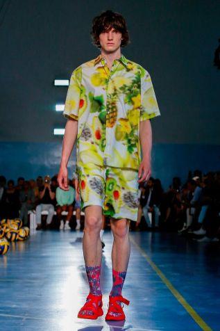 MSGM Menswear Spring Summer 2019 Milan45