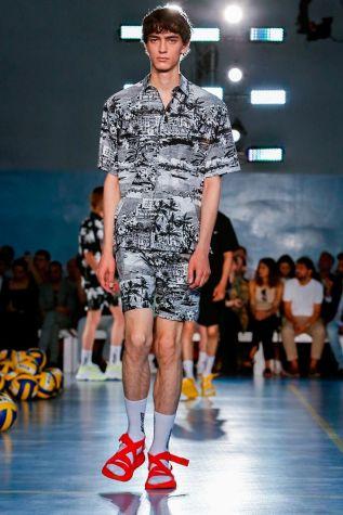MSGM Menswear Spring Summer 2019 Milan47