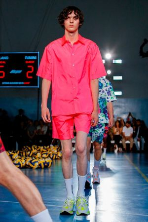 MSGM Menswear Spring Summer 2019 Milan49
