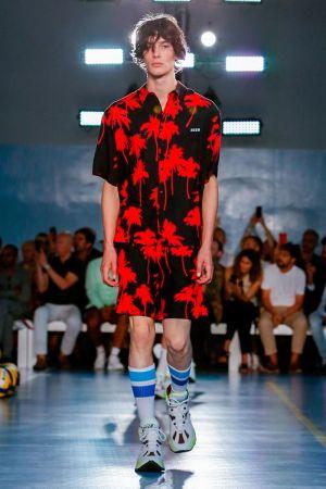 MSGM Menswear Spring Summer 2019 Milan54